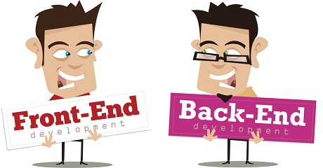 Курсы Frontend Backend